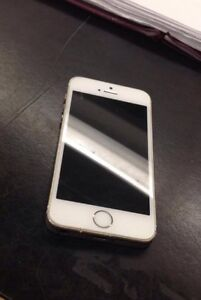 Gold iPhone 5s 16gb (tbaytel)