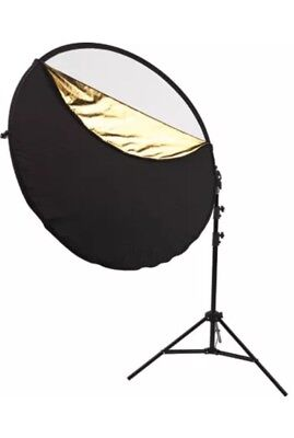 Photo Basics by Westcott 5-in-1 Reflector Kit w/Arm and Stand Westcott Photo Basics