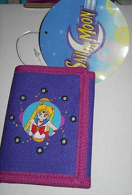 2000 Anime Sailor Moon Tri-Fold Wallet - New with tags Version 4