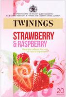 Twinings Fragole & Lampone 20 Tea Bags -  - ebay.it