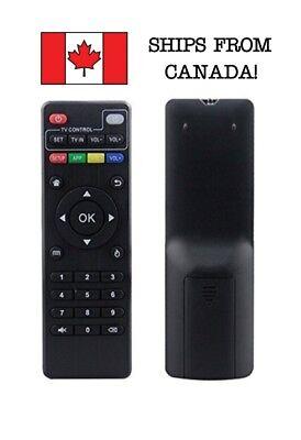 Android TV Box Remote Control Replacement | MXQ | MXQ Pro | MXQ-4K | M8S
