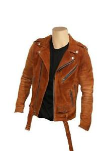 Suede Leather Jackets- Custom Tailored