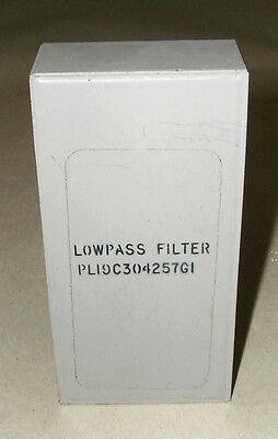 Vintage Ge Lowpass Filter Pl19c304257g1