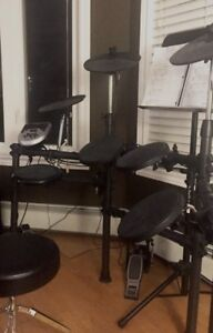 Electric Alesis Drum set