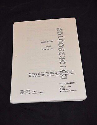 Batman Forever Akiva Goldman June 24, 1994 Production Draft Script