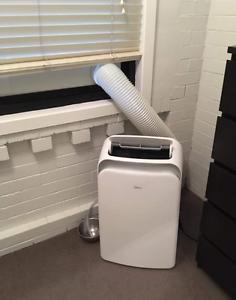 midea air conditioner manual for portable
