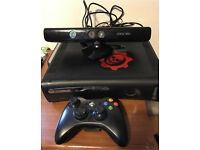 XBOX ELITE CONSOLE WITH CONTROLLER & KINECT