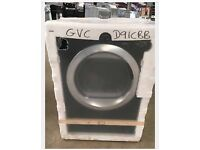 NEW!!! CANDY GVCD91CBB 9KG CONDENSER TUMBLE DRYER - BLACK WITH 12 MONTHS WARRANTY RRP £319