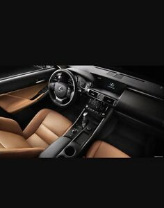 2014 Lexus IS 250 luxury model