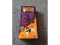 "Petlife KARMA WRAP - Small 40-60cm/ 16-24"" - Brand New"