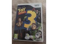 Toy Story 3 & Epic Mickey Wii games
