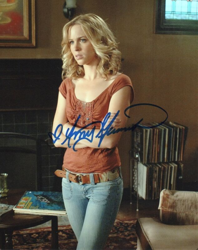 Amy Gumenick Supernatural Autographed Signed 8x10 Photo COA #3