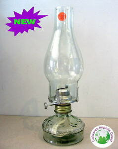 NEW Large kerosene Kero Lamp  Great for Citronella Oil