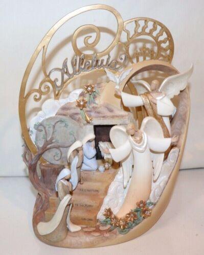 Legacy Of Love Christmas Nativity Figurine by Kim Lawrence 2008