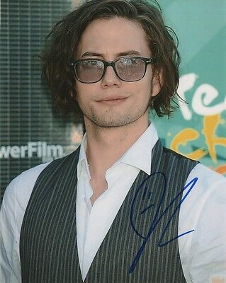 Jackson Rathbone Autographed Signed 8x10 Photo COA #2
