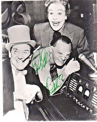 "OFFICIAL WEBSITE Frank Gorshin ""Riddler"" BATMAN 8x10 AUTOGRAPHED Signed Photo"