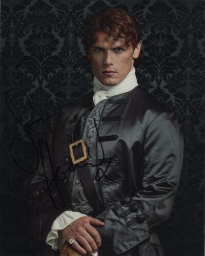 Sam Heughan Outlander Autographed Signed 8x10 Photo COA #6