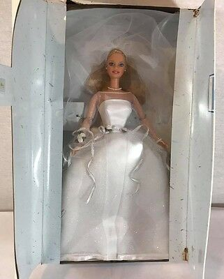 MATTEL Blushing Bride Barbie Doll 1999 Collectible NEW in box