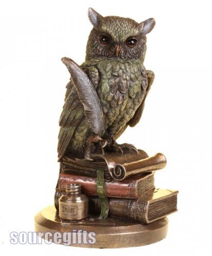 NEW+ULULA+OWL+NEMESIS+STATUE+ORNAMENT+FIGURINE+D1700+