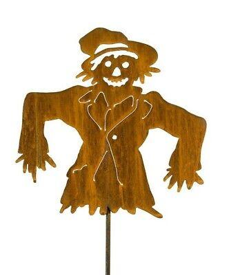 Halloween Garden Stakes (Scarecrow Garden Stake, Halloween Decor, Halloween Decorations, Fall)