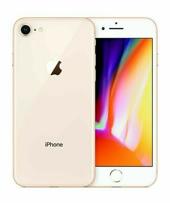Apple iPhone 8 64GB Gold GSM Unlocked - Excellent