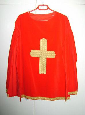 Mens Musketeer Cavalier Period XVII Century Tunic Fancy Dress Costume M Unworn (Mens Period Costumes)