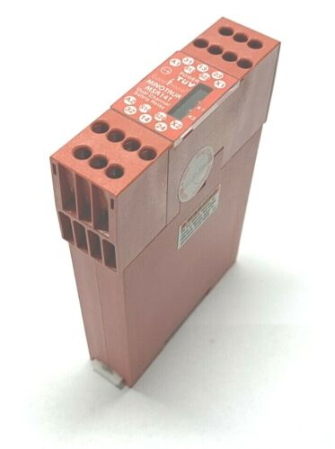 NEW ALLEN BRADLEY 440R-L23047 DUAL-CHANNEL SAFETY RELAY, 24VDC, MSR14T, SER. A