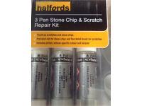 NEW AUDI glacier white stone chip repair kit