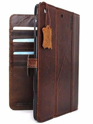 genuine vintage full leather case for apple iPad PRO 12.9 cover stand magnet new