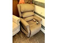 Cosi Lift and Recline Electric Mobility Chair