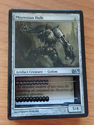 *PHYREXIAN HULK* Magic the Gathering MTG Abacus Life Counter 2-Sided Uncommon