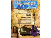 Epiphone Les Paul Prophecy Midnight Sapphire