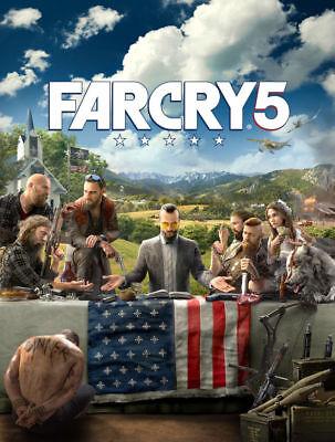 [Versione Digitale UPLAY] PC Far Cry 5 *Invio Key via email