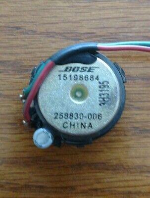 GM 15198684 Speaker Pillar Mount Bose OEM **