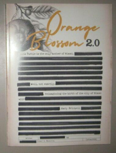 Orange Blossom 2.0 -Cesar Becerra, new book challenges Miami