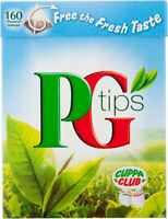 Pg Tips Piramide 160 Bustine Di Tè 500g -  - ebay.it