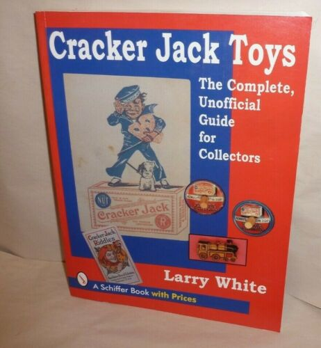 Schiffer's Cracker Jack Toys Collectors Identification and Price Guide  1997