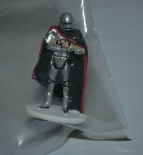 "Star Wars Captain Phasma Disney Park Collector Pack Series 17 1"" Mini Figure HTF"