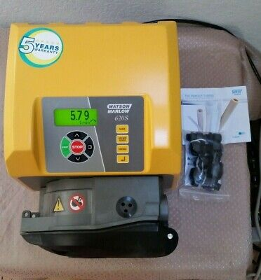Watson Marlow Pump 620sn Ip66 Nema 4x 0.1-265rpm Tested Excellent