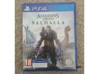 Assassin's Creed valhalla ps4 with ps5 upgrade
