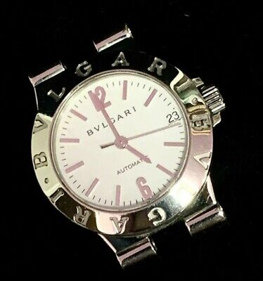 Bulgari  Automatic Stainless Steel Women's Watch (Bulgari Blue Women)