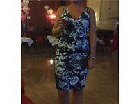 Jessica wright floral dress size 12