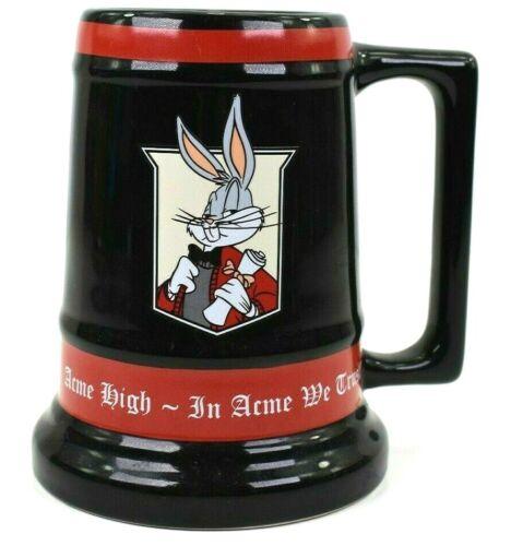 Vintage Warner Bros Studio Store Tankard Beer Mug Bugs Bunny ACME 1995 Stein