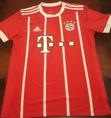 cbd339c29 Authentic Adidas Bayern Munich Germany Home Soccer Jersey Champions League  UEFA