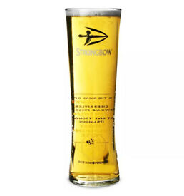 X37 Strongbow Cider Pint Glasses