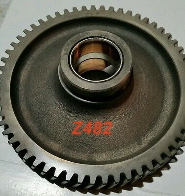 Kubota Z482 Diesel Engine Idler Gear Shaft Snap Ring Washer D722 2 And 3 Cyl