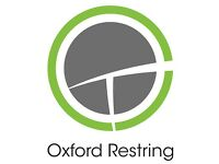 Oxford Restring - Racket stringing/restringing service provided in Oxford, Witney, Abingdon, Bucks