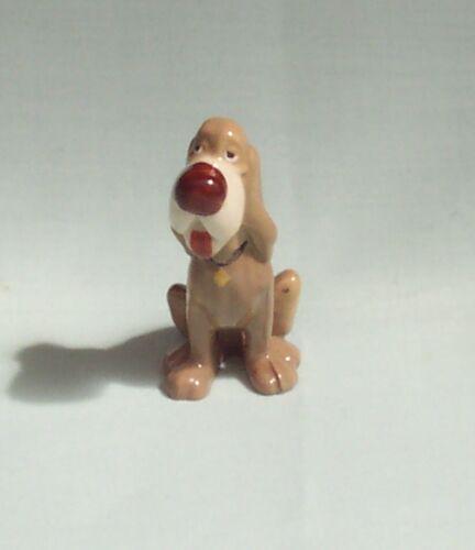 Wade Trusty Whimsies Disney Hat Box Series Figurine England Lady & The Tramp