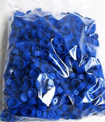Kendall 1270160cap Screw-on Cap For 510ml Mailing Tube Box Of 1000