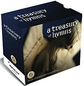 A Treasury Of Hymns 6CD 80 Songs Of Praise & Inspiration, Gospel etc NEW SEALED